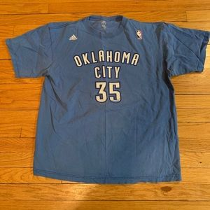 Kevin Durant t shirt jersey